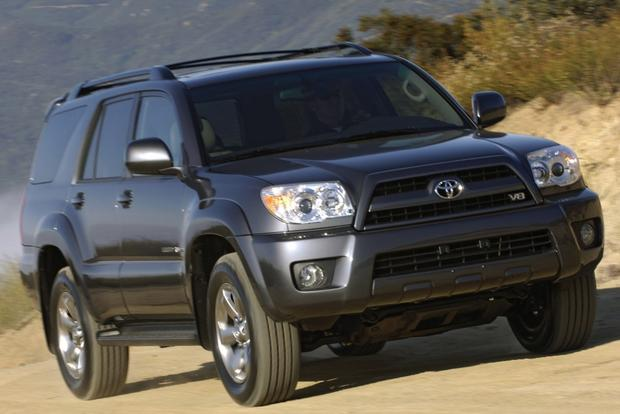 2003 2009 toyota 4runner used car review autotrader. Black Bedroom Furniture Sets. Home Design Ideas