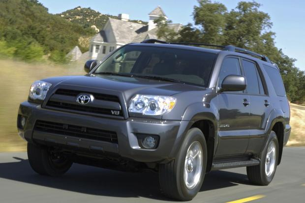 2003 2009 Toyota 4runner Used Car Review Autotrader