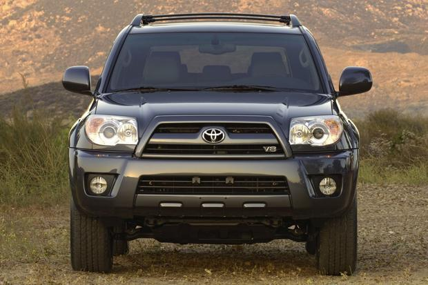 2003-2009 Toyota 4Runner: Used Car Review - Autotrader