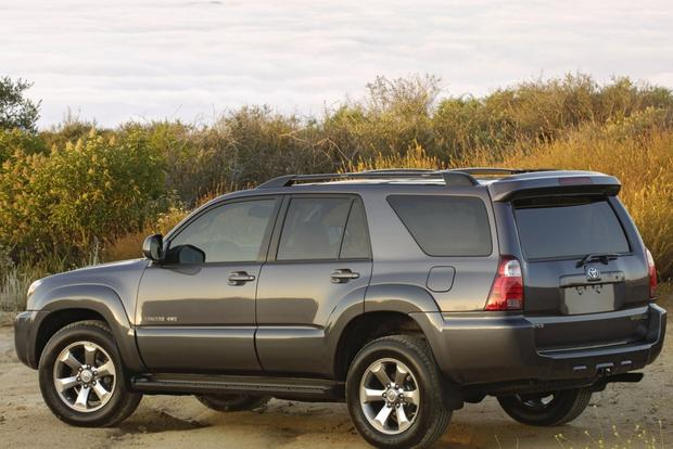 High Quality 2003 2009 Toyota 4Runner: Used Car Review Featured Image Large Thumb4