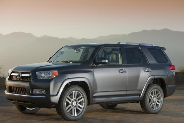 Good 2010 2013 Toyota 4Runner: Used Car Review Featured Image Large Thumb0