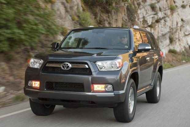 2010-2013 Toyota 4Runner: Used Car Review - Autotrader