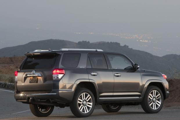 2010 2013 Toyota 4runner Used Car Review Autotrader