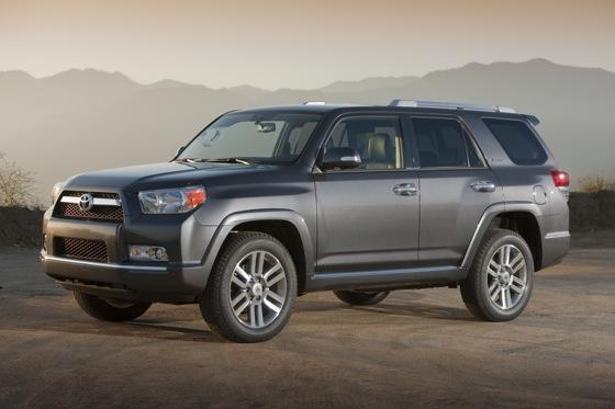 2012 Toyota 4Runner: New Car Review featured image large thumb3