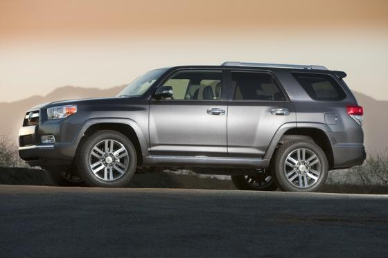 2012 Toyota 4Runner: New Car Review featured image large thumb6