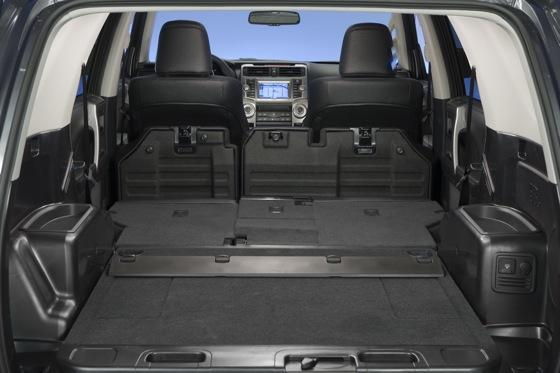 2012 Toyota 4Runner: New Car Review featured image large thumb25