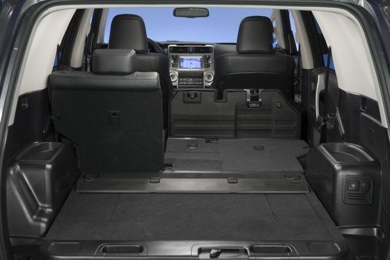 2012 Toyota 4Runner: New Car Review featured image large thumb26