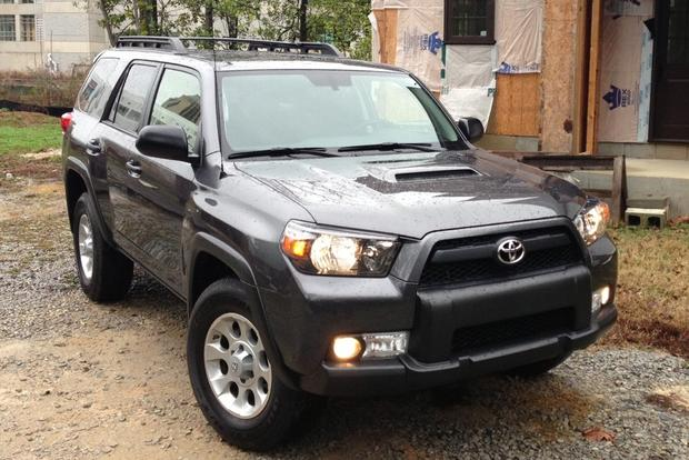 2014 Toyota 4Runner: Real World Review featured image large thumb0