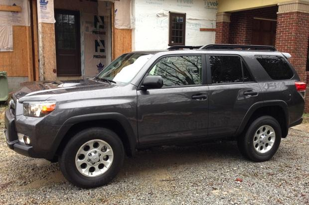 2014 Toyota 4Runner: Real World Review featured image large thumb1