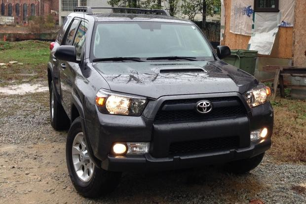2014 Toyota 4Runner: Real World Review featured image large thumb2