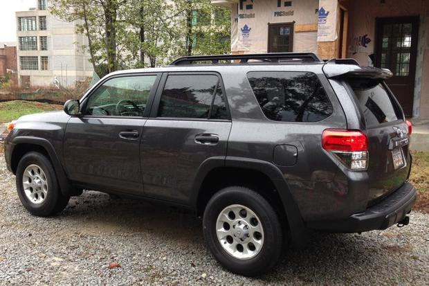 2014 Toyota 4Runner: Real World Review featured image large thumb3
