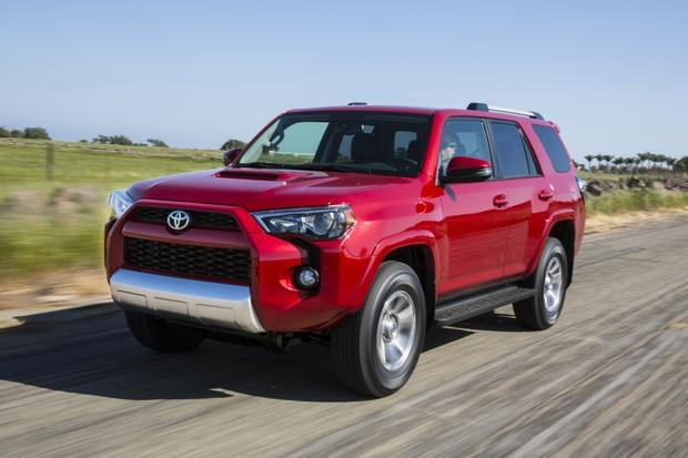 2014 Toyota 4Runner: New Car Review featured image large thumb2