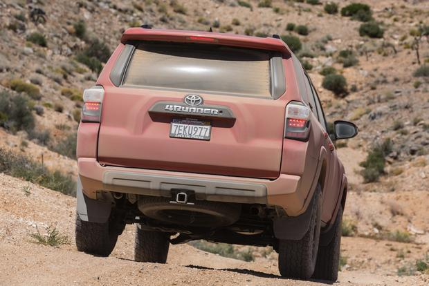 2015 Toyota 4Runner TRD Pro: First Drive Review featured image large thumb2