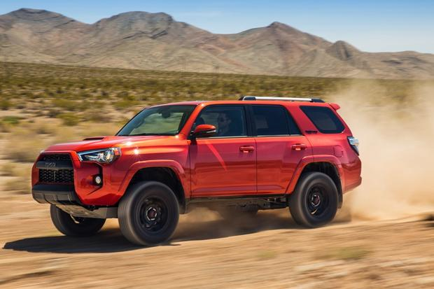 2015 Toyota 4runner Trd Pro First Drive Review Autotrader