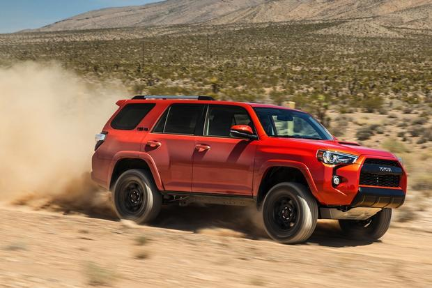 2015 toyota 4runner trd pro: first drive review - autotrader