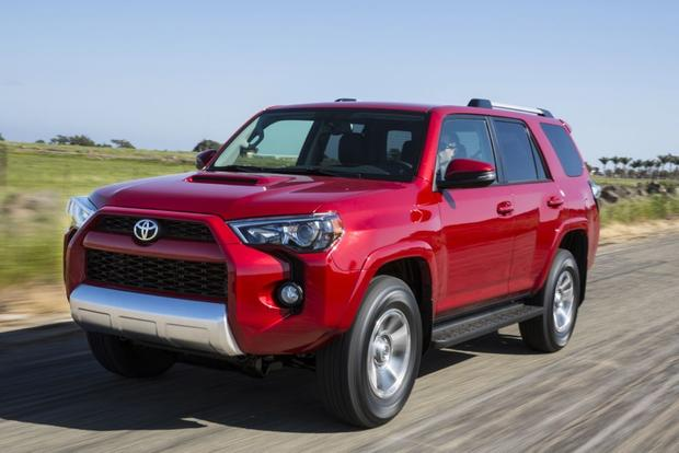 2015 toyota 4runner new car review autotrader. Black Bedroom Furniture Sets. Home Design Ideas