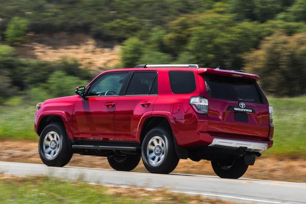 2015 Toyota 4Runner: New Car Review featured image large thumb1