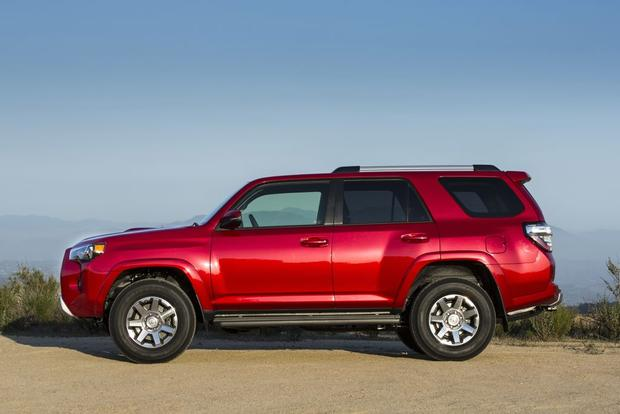 2015 Toyota 4runner New Car Review Autotrader