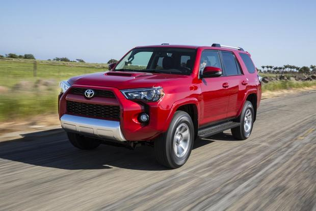 2016 Toyota 4Runner: New Car Review