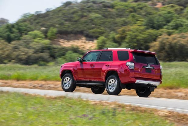 2016 Toyota 4Runner: New Car Review featured image large thumb1
