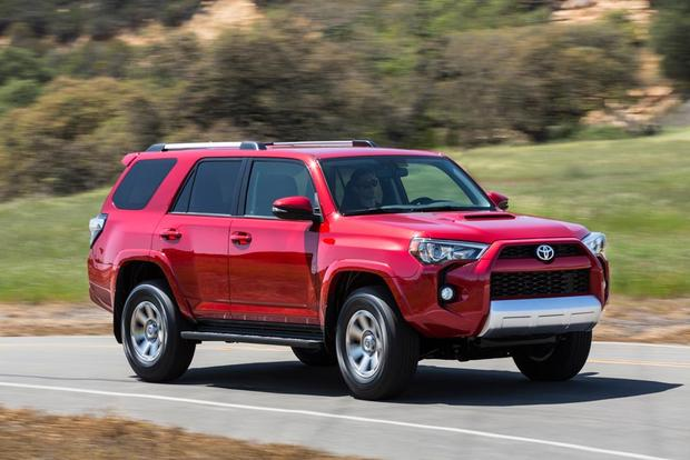 2016 Toyota 4Runner: New Car Review featured image large thumb2