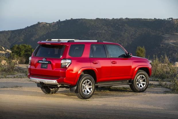 2017 Toyota 4Runner: New Car Review