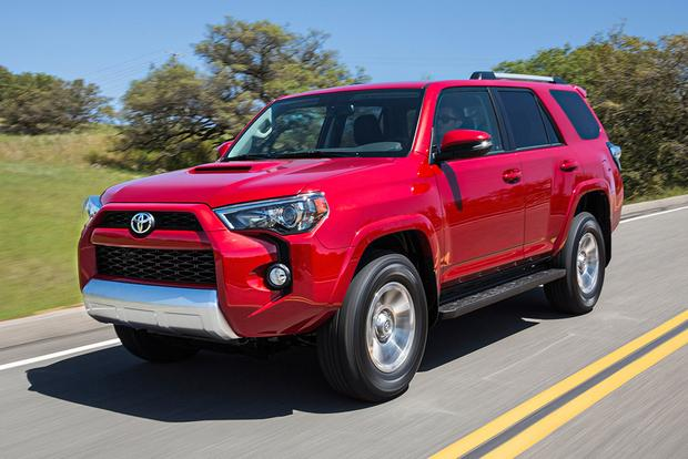 2018 Toyota 4Runner: New Car Review featured image large thumb0