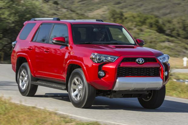 2018 Toyota 4Runner: New Car Review featured image large thumb1