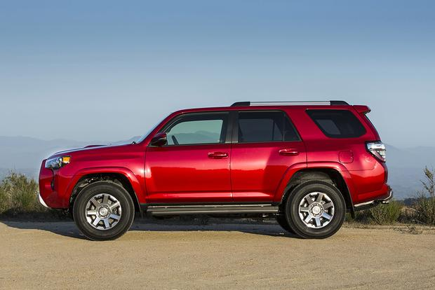 2018 Toyota 4Runner: New Car Review featured image large thumb2