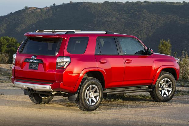 2018 Toyota 4Runner: New Car Review featured image large thumb4