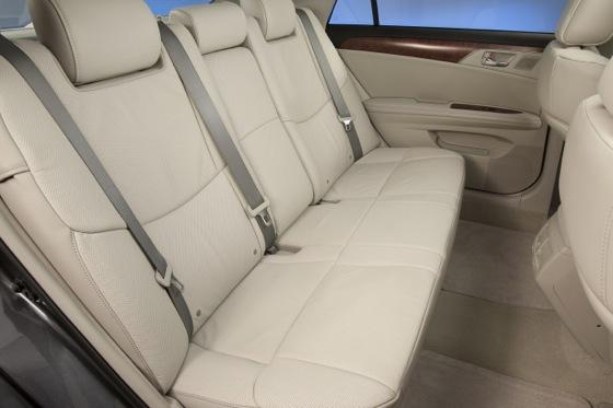 2012 Toyota Avalon: New Car Review featured image large thumb7