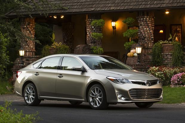 2013 Toyota Avalon: New Car Review