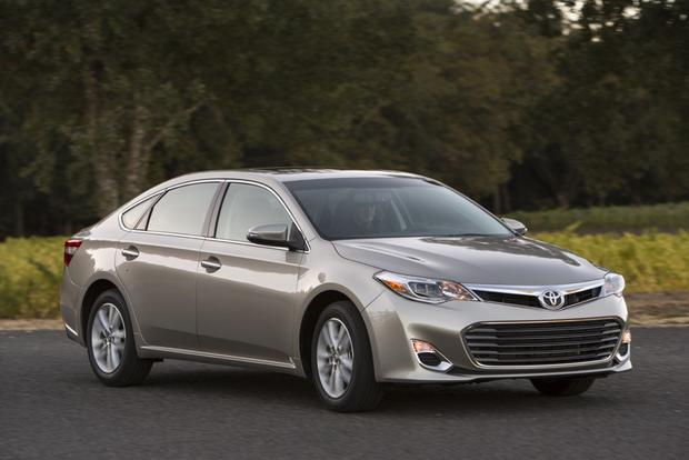 2013 Toyota Avalon: Real World
