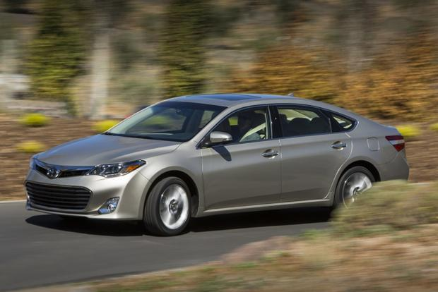 2013 Toyota Avalon: Real World featured image large thumb2