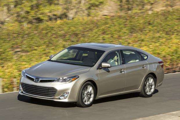 2013 Toyota Avalon: Real World featured image large thumb4