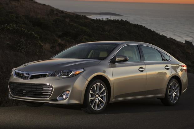 Exceptional 2014 Toyota Avalon Vs. 2014 Lexus ES: Whatu0027s The Difference? Featured Image  Large