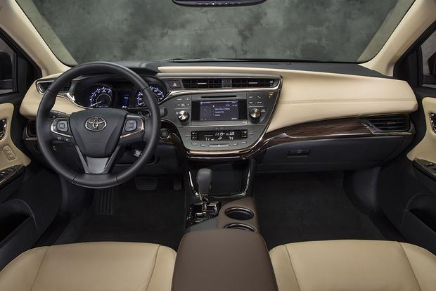 2015 Toyota Avalon vs. 2015 Chevrolet Impala: Which Is Better? featured image large thumb7