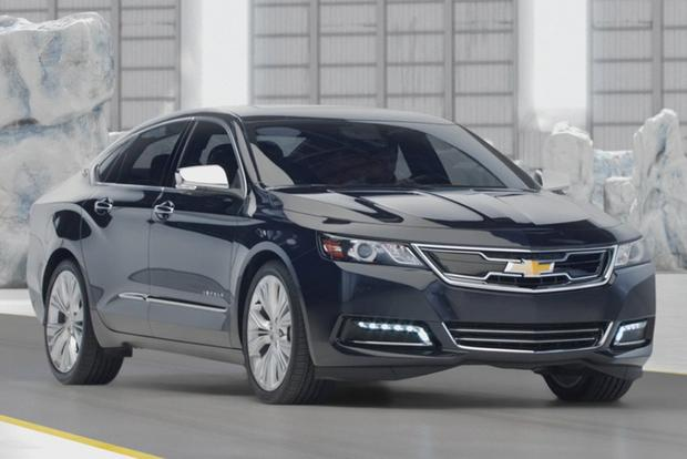 2015 Toyota Avalon vs. 2015 Chevrolet Impala: Which Is Better? featured image large thumb6