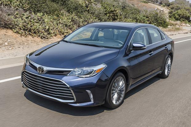 New Car Review 2017 Toyota Avalon