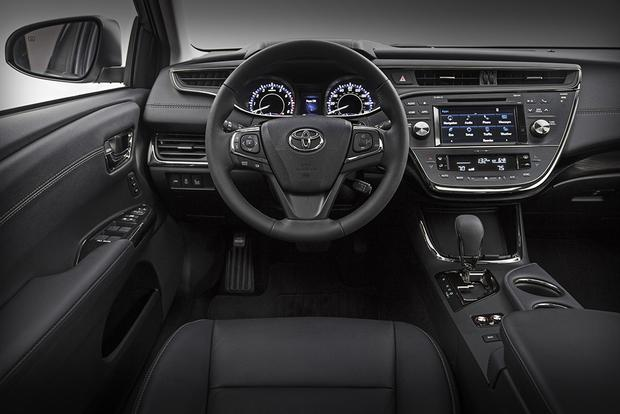 2018 Toyota Avalon New Car Review Autotrader