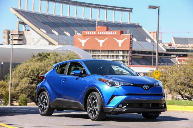 2018 Toyota C-HR: New Car Review featured image large thumb1