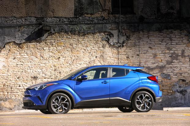 2018 Toyota C-HR: New Car Review featured image large thumb2