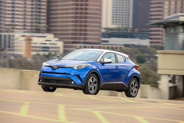 2018 Toyota C-HR: New Car Review featured image large thumb3
