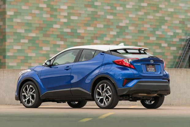 2018 Toyota C-HR: New Car Review featured image large thumb4