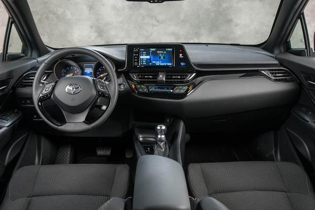 2018 Toyota C-HR: New Car Review featured image large thumb6