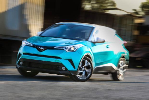 2018 Toyota C-HR: Toyota's Wild Side