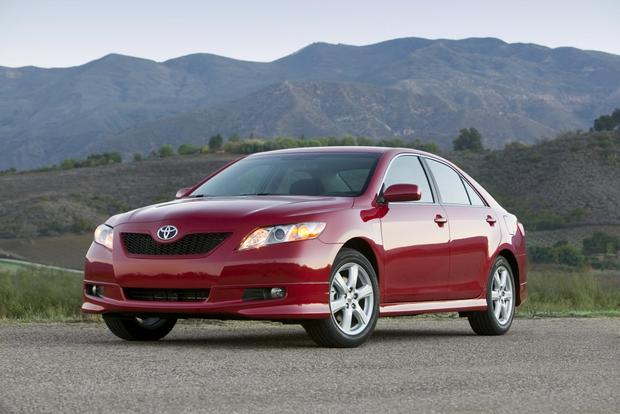 2007-2011 Toyota Camry: Used Car Review featured image large thumb1