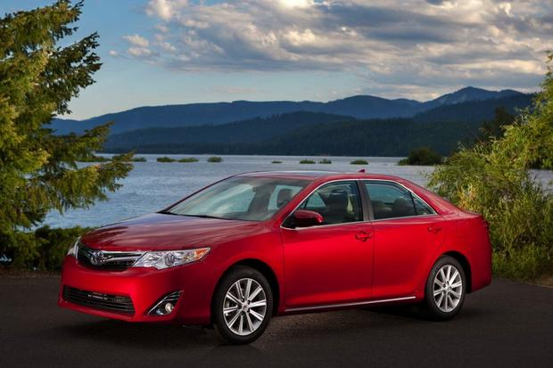 2013 Toyota Camry: New Car Review