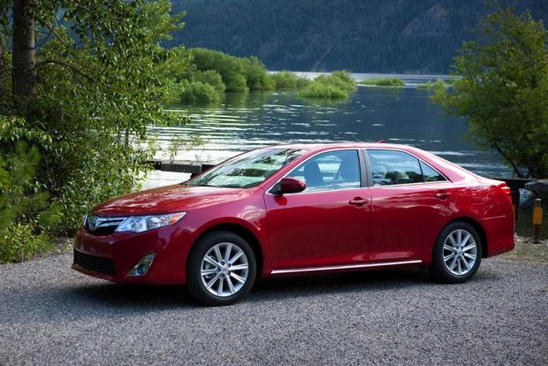 Lovely 2014 Toyota Camry: New Car Review Featured Image Large Thumb0
