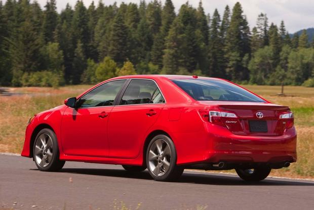 2012 Toyota Camry: Used Car Review Featured Image Large Thumb2